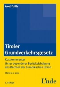 Tiroler Grundverkehrsgesetz
